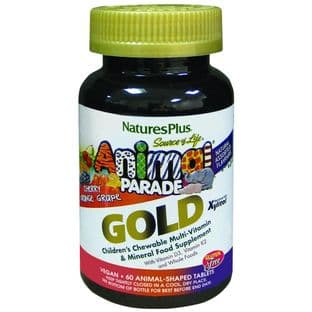 Natures Plus Ap Gold Assorted Chewable 60